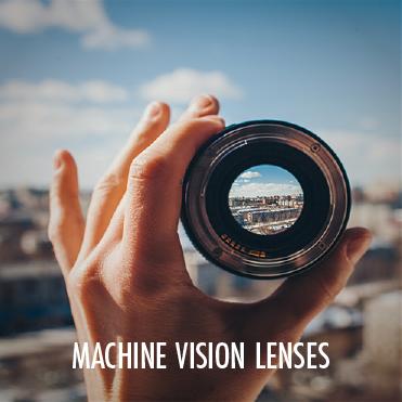 マシンビジョン用レンズ